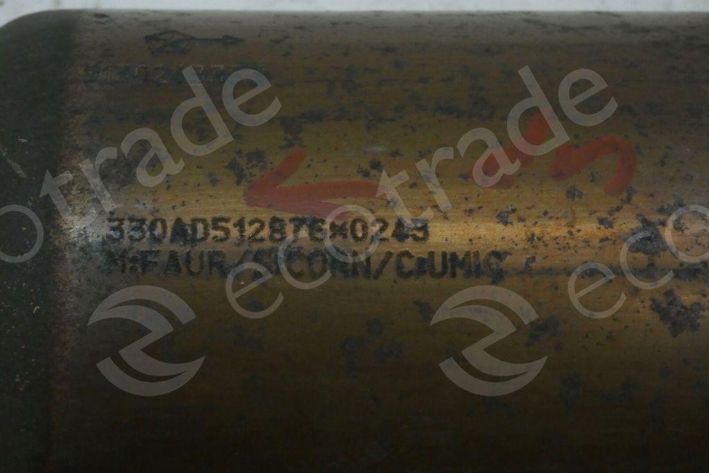 ChryslerFaurecia330ADCatalytic Converters
