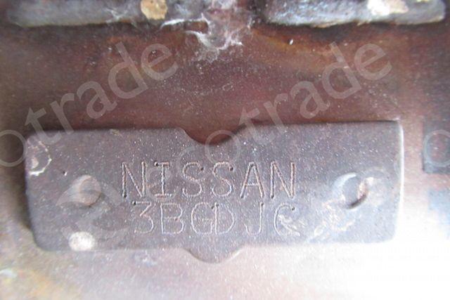 Nissan-3BG--- SeriesCatalytic Converters