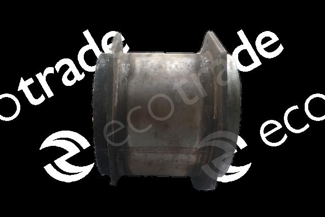 Isuzu-160727 (Rear)Catalytic Converters