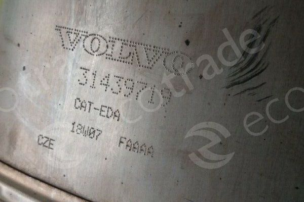 Volvo-31439719Catalytic Converters