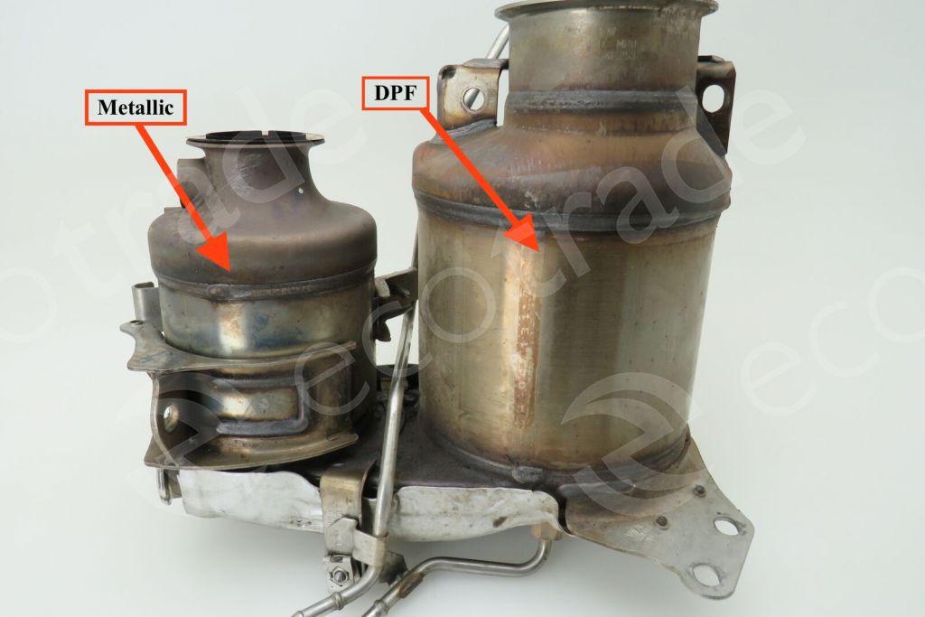 Volkswagen - AudiEberspächer04L131648C 04L131765BD 04L166CA 5Q0181DACatalytic Converters