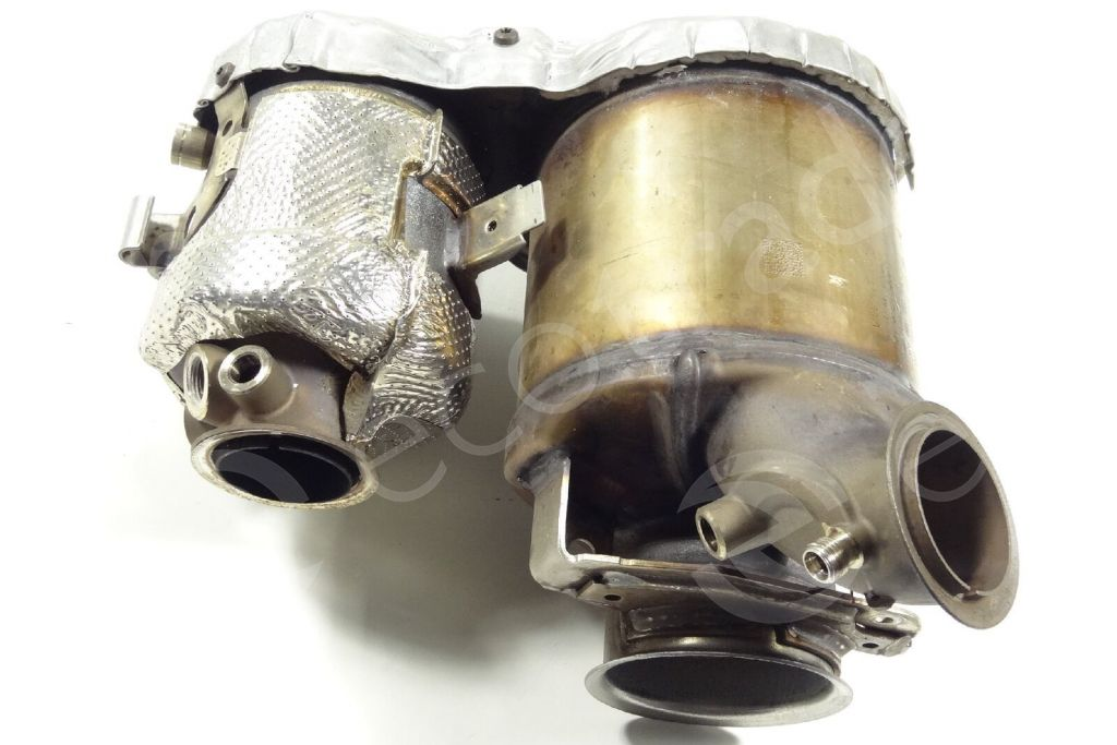 Volkswagen - Audi-04L131723AR 04L166CA 04L181AA 04L131606GCatalyseurs