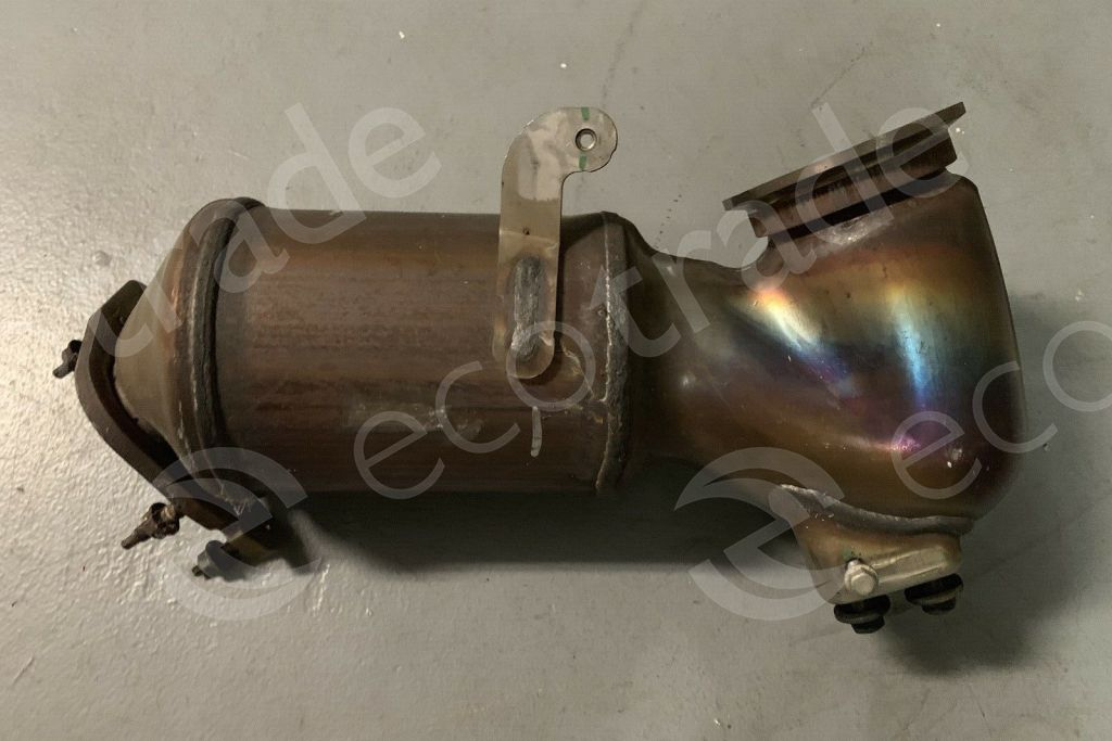 General Motors12673199Catalytic Converters