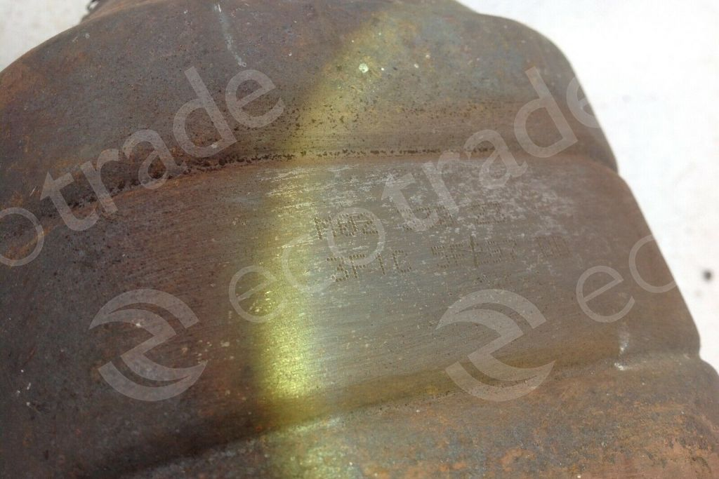 Ford-3F1C 5F297 BB (100%)Catalyseurs