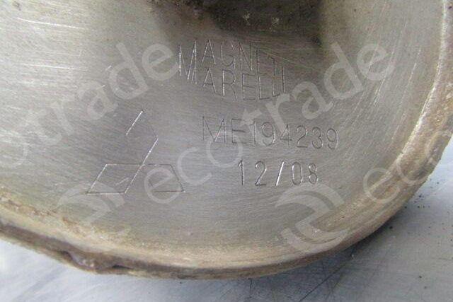 FUSOMagneti MarelliME194239Catalytic Converters