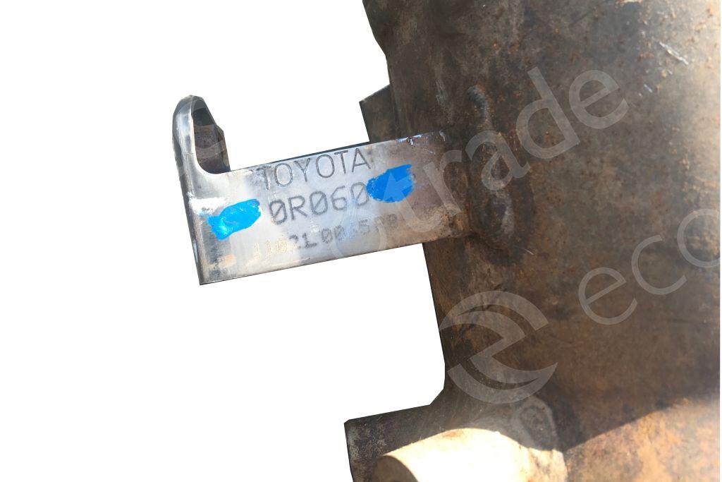 Toyota-0R060 (DPF)Katalysatoren