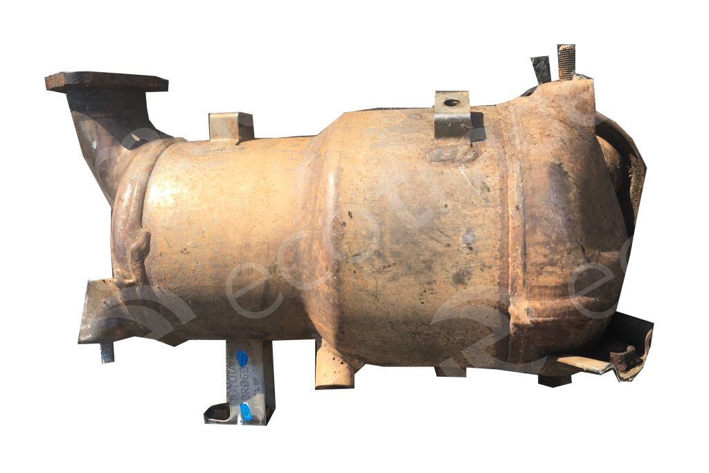 Toyota-0R060 (CERAMIC)Catalytic Converters