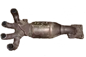 Ford-333G (on the flange)Catalytic Converters