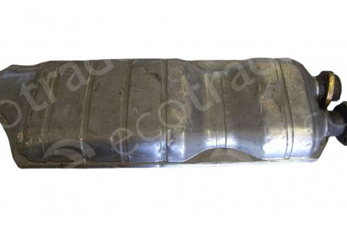 BMWZeuna Starker1286872 1278593Catalytic Converters