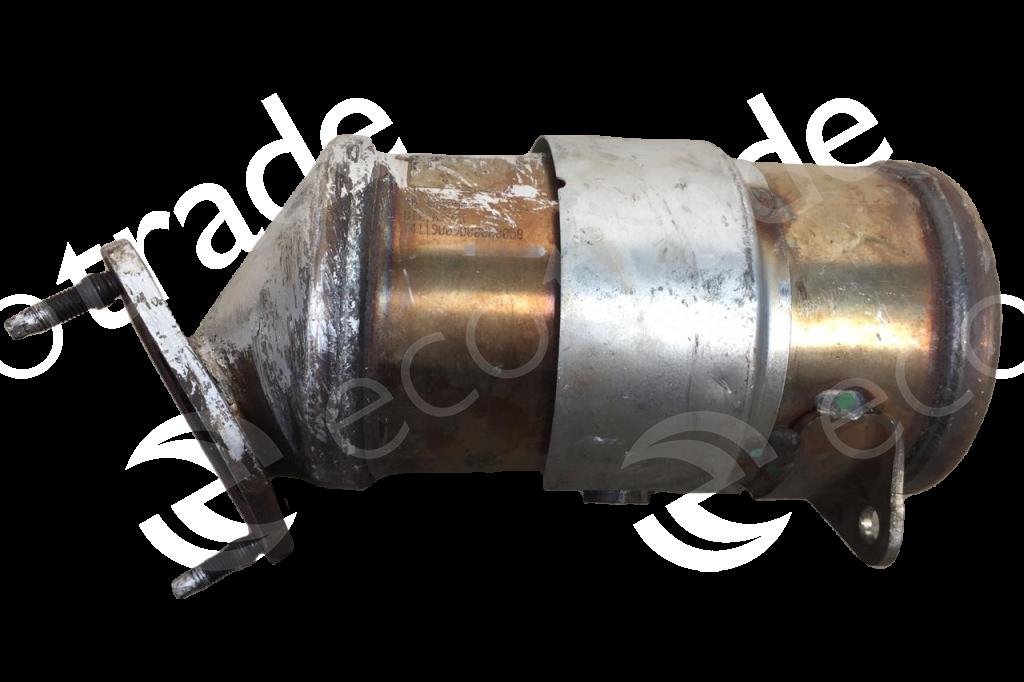 General Motors-12679573Catalytic Converters