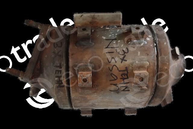 Nissan-3XT--- SeriesCatalytic Converters