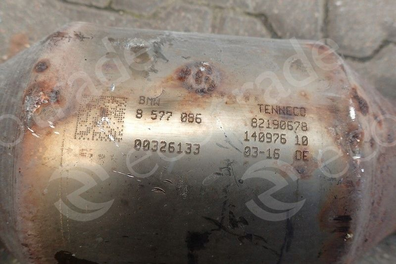 BMWTenneco8577086Catalytic Converters