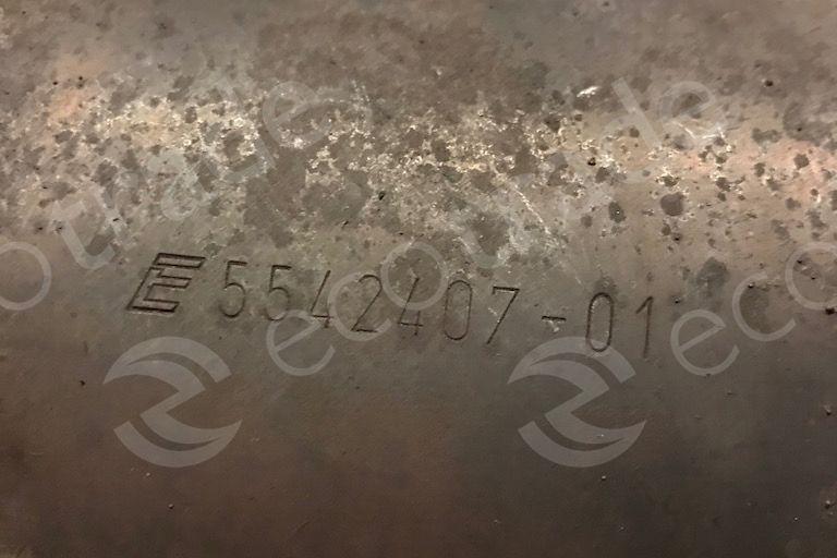 Volvo-5542407-01Catalytic Converters