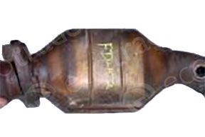 Ford-5W73 (Left Side)Catalytic Converters