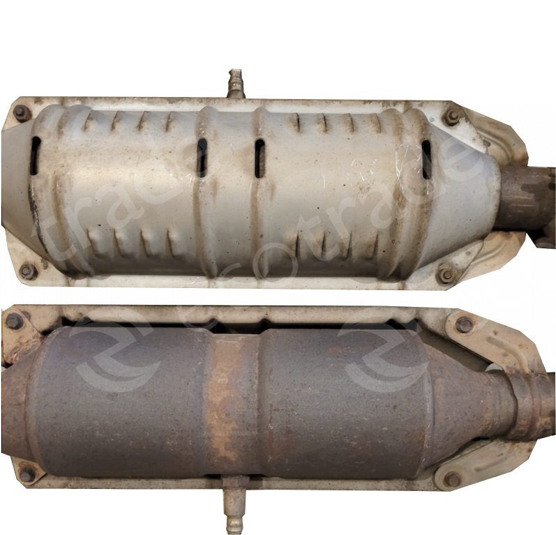 Honda-8 Holes + 8 HolesCatalytic Converters