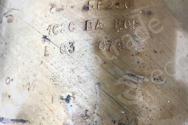 Ford-1C2C BA P0PCatalytic Converters
