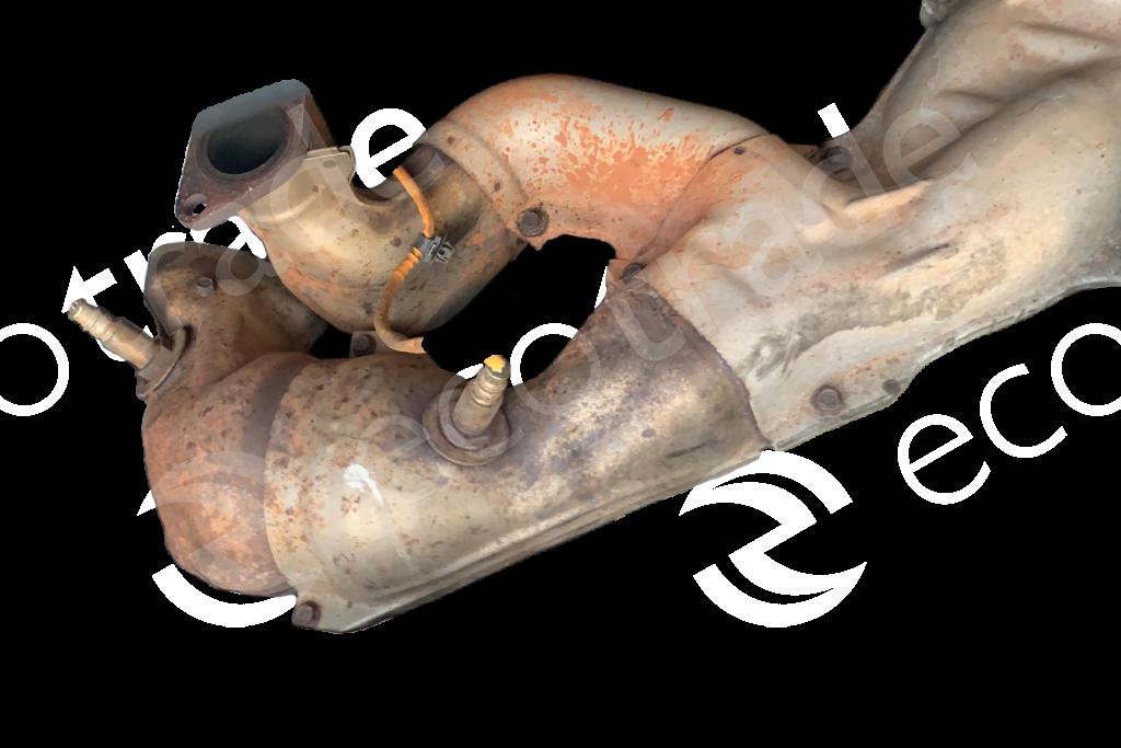 Subaru-1214Catalytic Converters