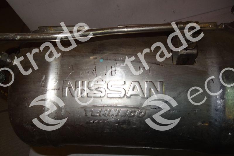 NissanTenneco4JBCatalytic Converters