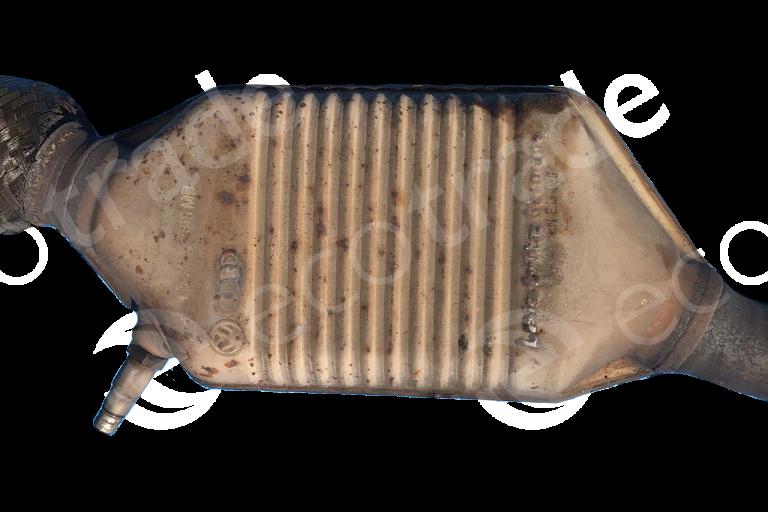 Volkswagen - AudiLeistritz4B0131701AQ 480178QCatalytic Converters