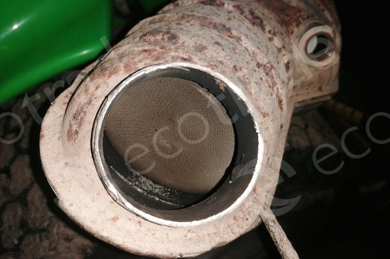 Volvo-9202122Catalytic Converters