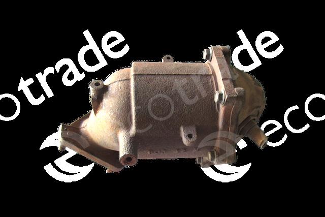 Toyota-8U5Catalytic Converters