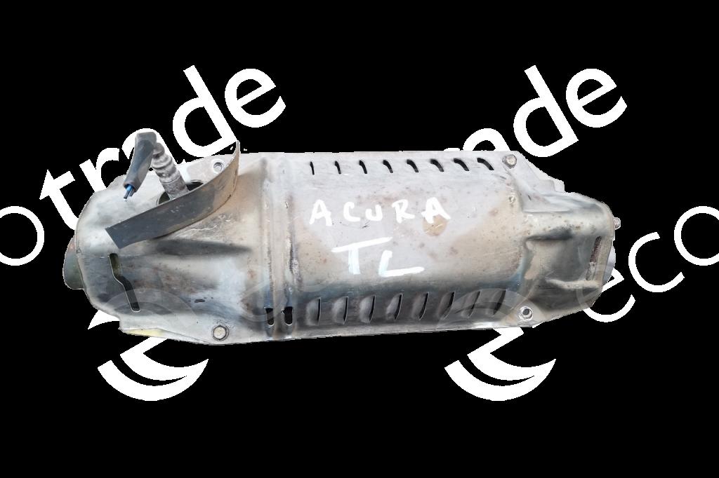 Honda-XDท่อแคท