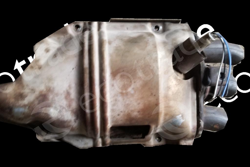 Honda-XEท่อแคท