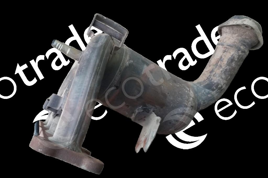 Chrysler-509ABCatalytic Converters