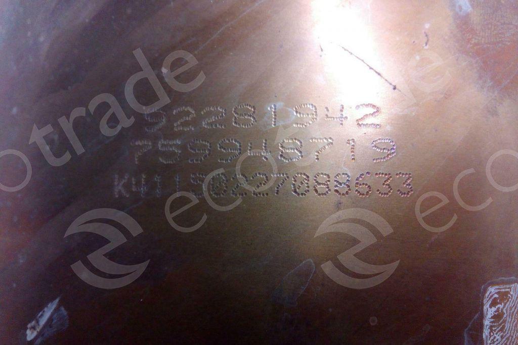 General Motors-92281942Catalytic Converters