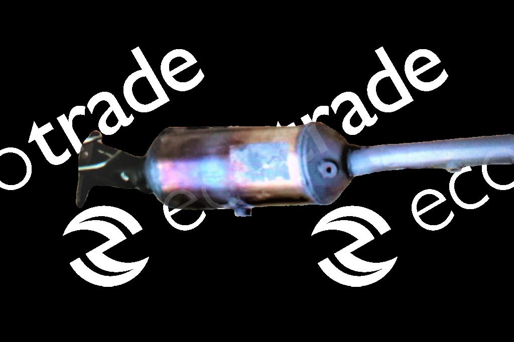 Mazda-103R-0020365Catalytic Converters