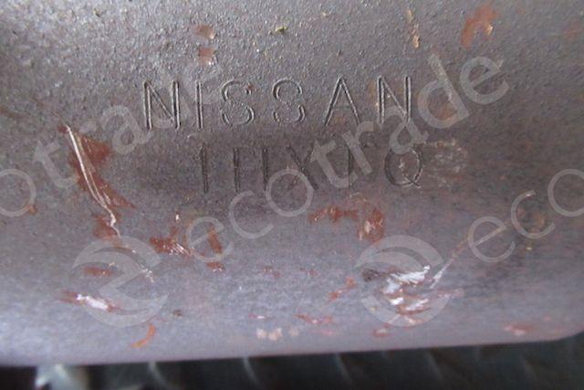Nissan-1HX-- SeriesCatalytic Converters