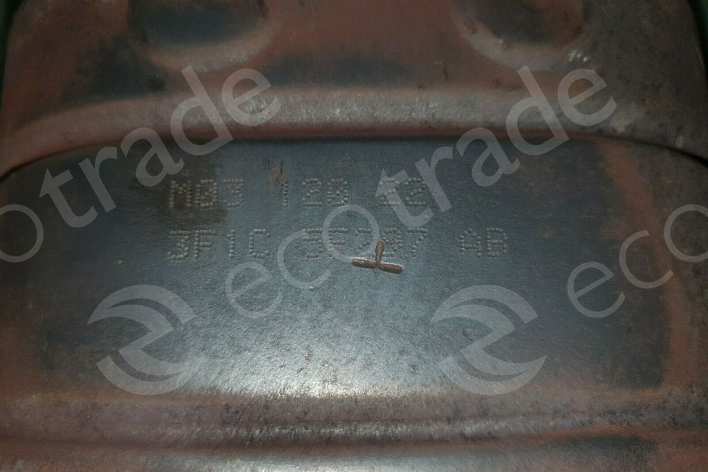 Ford-3F1C 5F297 ABCatalytic Converters