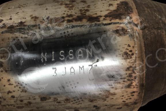Nissan-3JA-- SeriesCatalytic Converters
