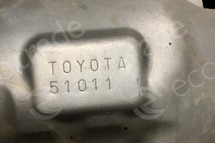 Toyota-51011Catalytic Converters