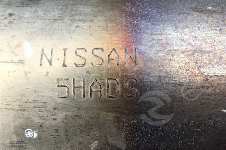 Nissan-5HA-- SeriesCatalytic Converters