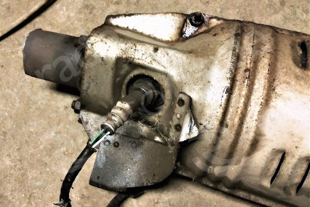 Honda-10 Holes + 10 Holes (2 Sensor)Catalytic Converters