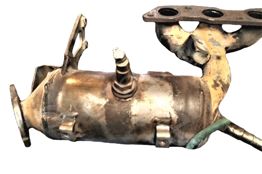 Smart-A1321400010/006Catalytic Converters