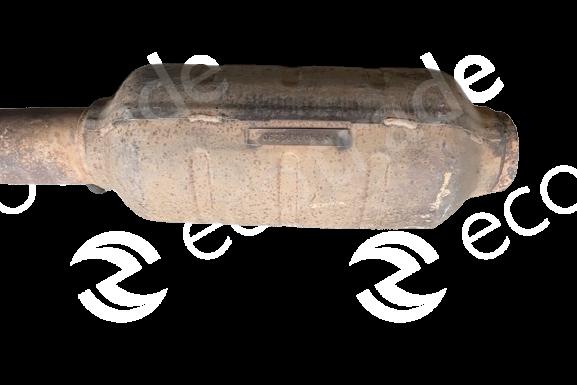 Chrysler-740AAPCatalytic Converters