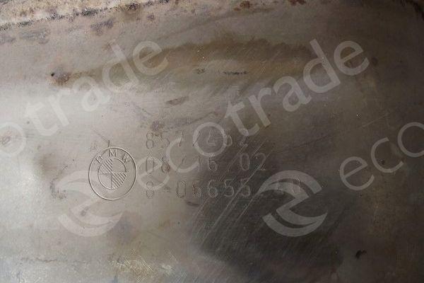 BMWBoysen8572452Catalytic Converters