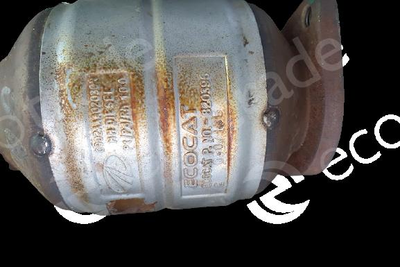 Unknown/NoneECOCAT820396Catalytic Converters
