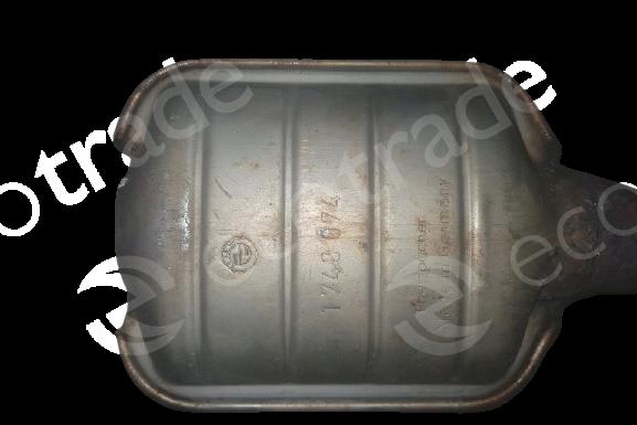 BMWEberspächer1740074Catalytic Converters