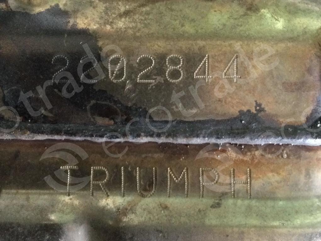 Triumph-2201093Catalytic Converters