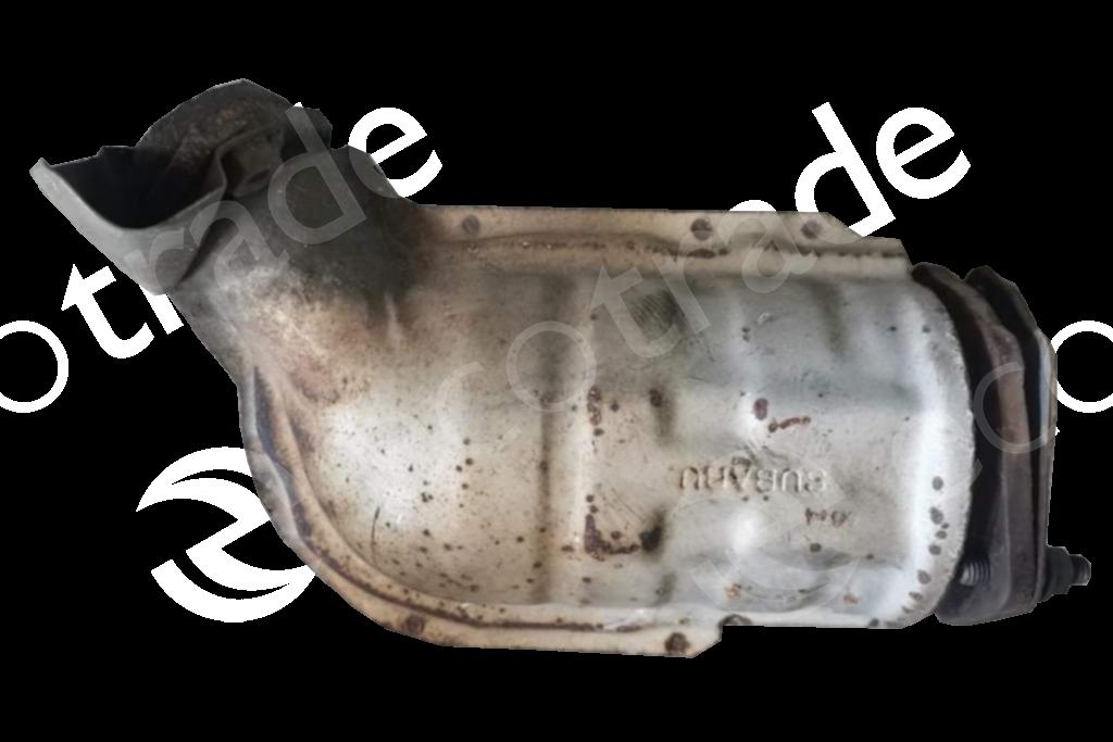 Subaru-0614Catalytic Converters
