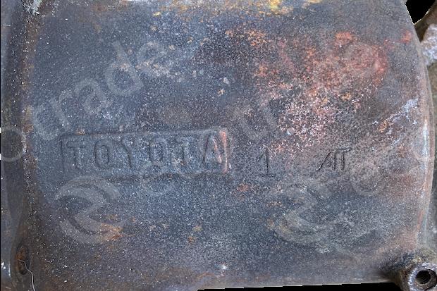Toyota-1ATCatalytic Converters