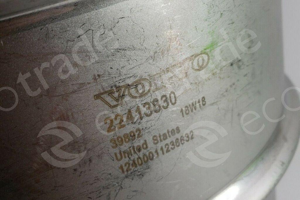 Volvo-22413830Catalytic Converters