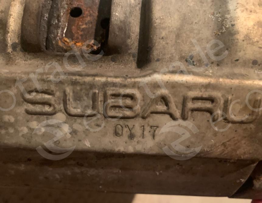 Subaru-0Y17Catalytic Converters