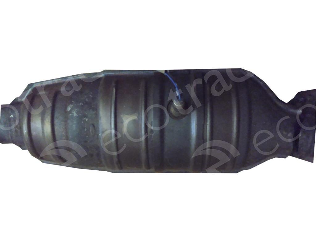 VolvoFaurecia30751940Catalytic Converters