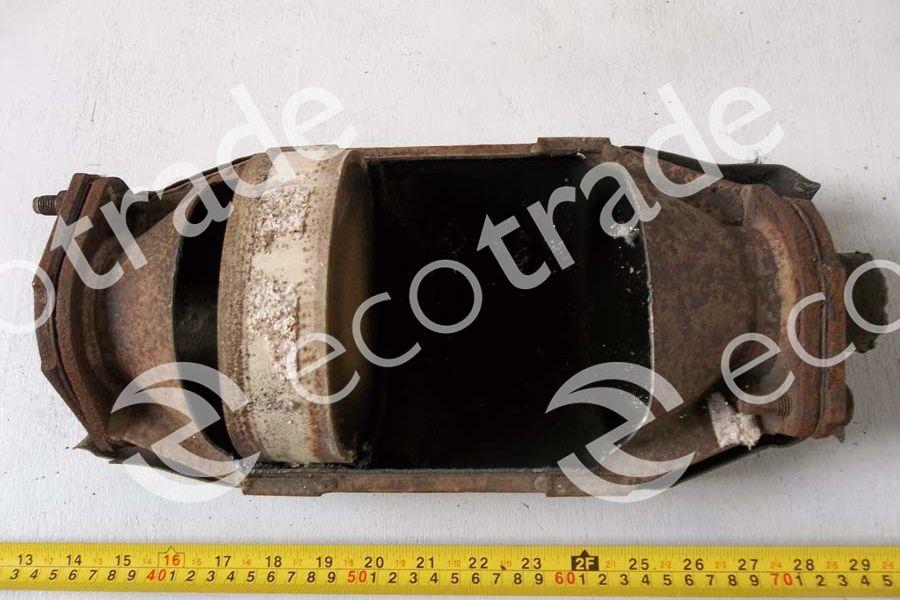Nissan-X3 (33%)Catalisadores
