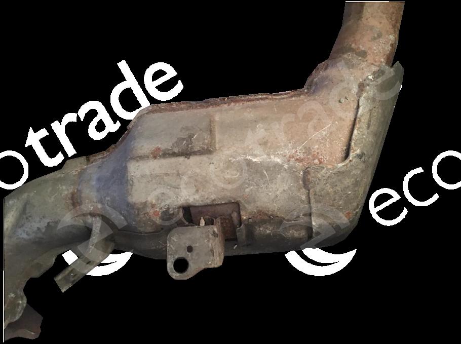 Subaru-1116Catalytic Converters