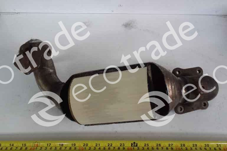 Toyota-25051 33100Catalytic Converters